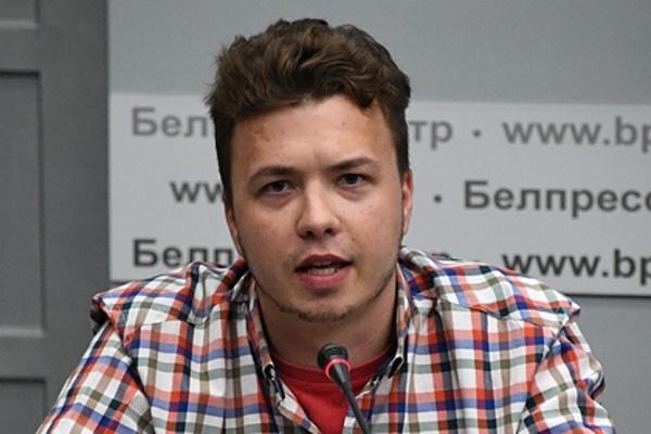 Протасевич пообщался соснователем NEXTA