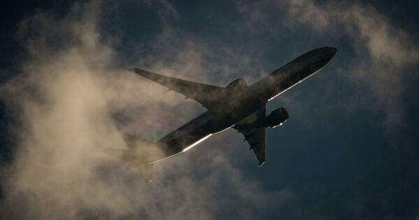Самолёт приземлился вПулково после сообщения онеисправности