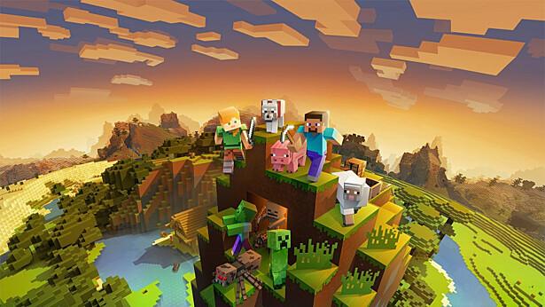 В Minecraft банить игроков смогут навсегда