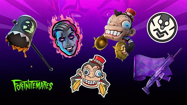В Fortnite пройдёт Хэллоуинское событие «Месть Мидаса»