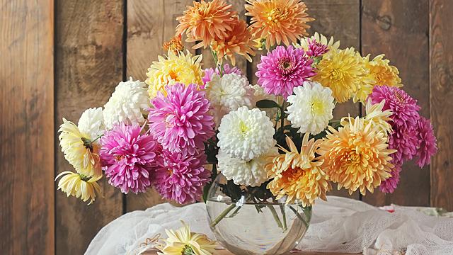 Как приманить женское счастье цветами