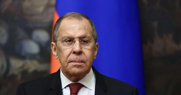 ВКремле назвали меткими слова Лаврова о«тупой» линии поведения США