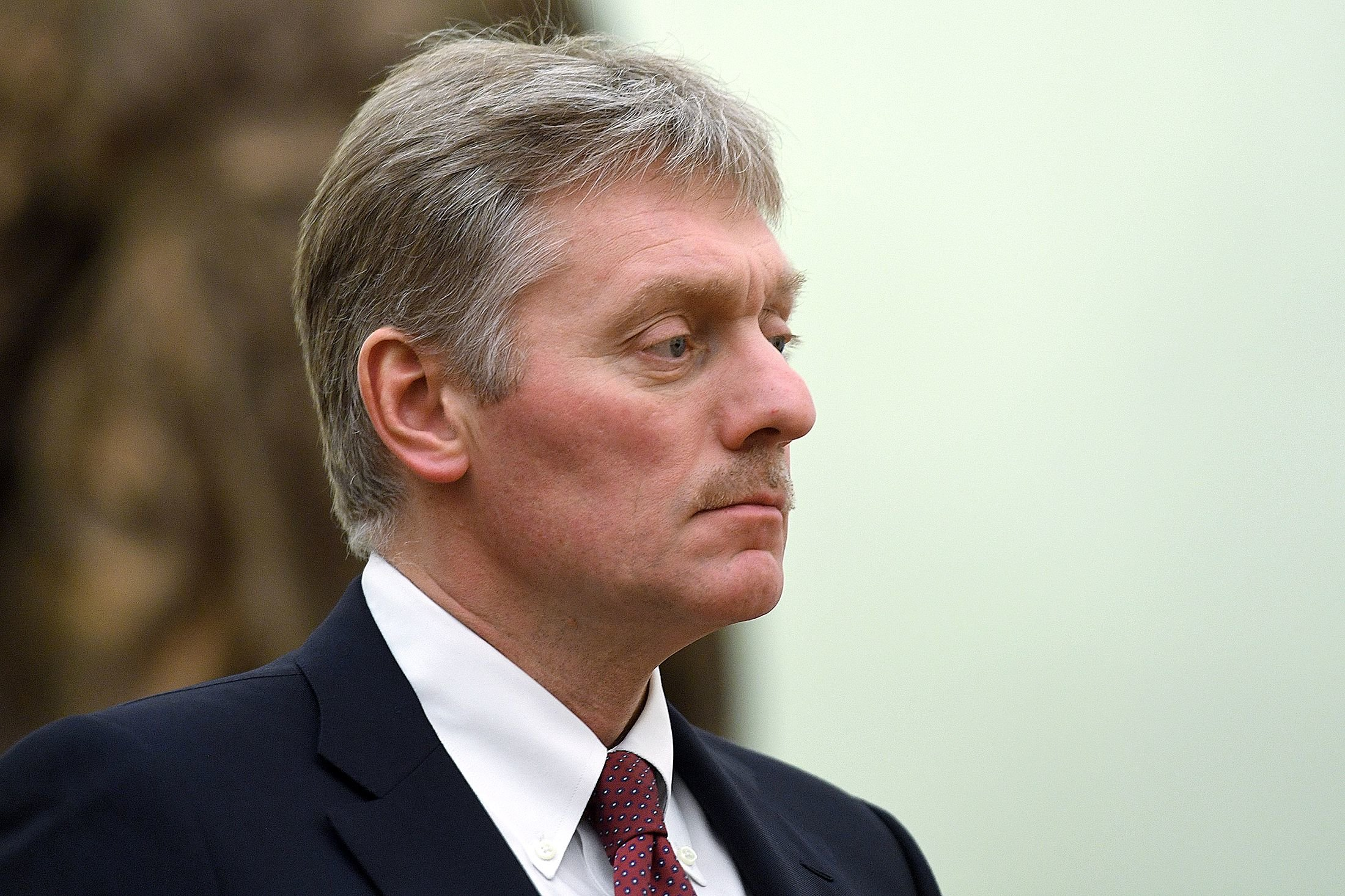 Кремль прокомментировал заявление Зеленского ополномасштабной войне сРоссией