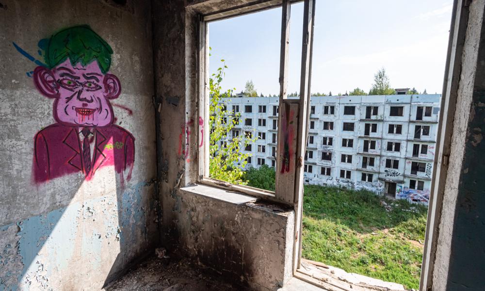 Город-призрак Адуляр: ставшая легендой сталкеров бывшая военная база