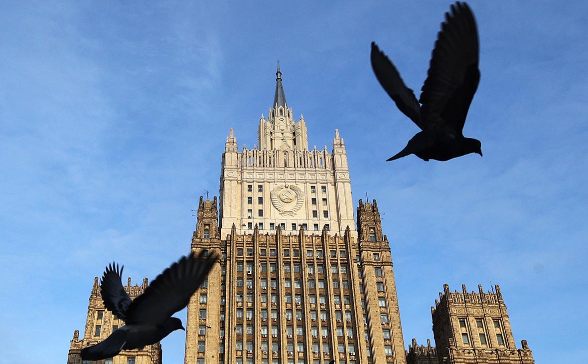 МИД РФожалобе вЕСПЧ: Киев неоставил Москве выбора
