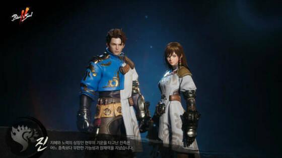 Предварительное создание персонажей Blade & Soul 2 стартует в апреле