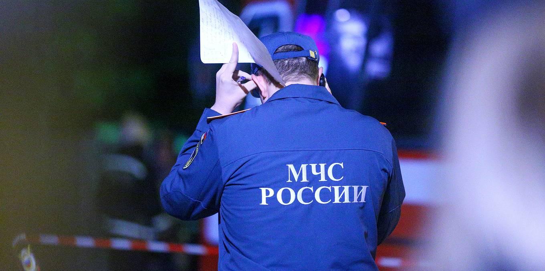 Порядка 260 человек работают наместе взрыва под Ельцом