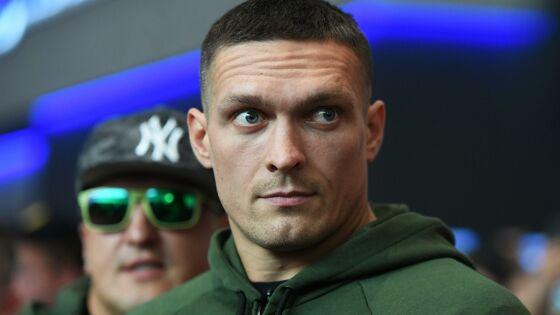 Зрители освистали гимн Украины перед боем Усика с Джошуа