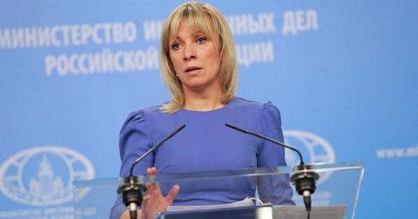 Захарова объяснила стратегию доминирования СШАнадРоссией