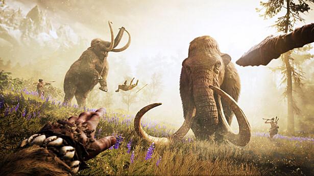 Продажи Far Cry Primal превысили 4 миллиона копий
