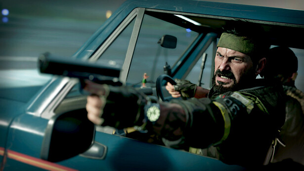 Авторы Call of Duty запатентовали обмен выкладками оружия в соцсетях
