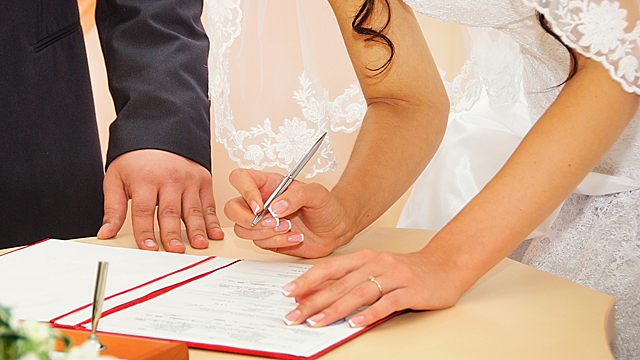 Что будет, если взять фамилию мужа