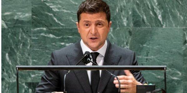 Кулеба назвал речь Зеленского одной изсамых сильных наГАООН