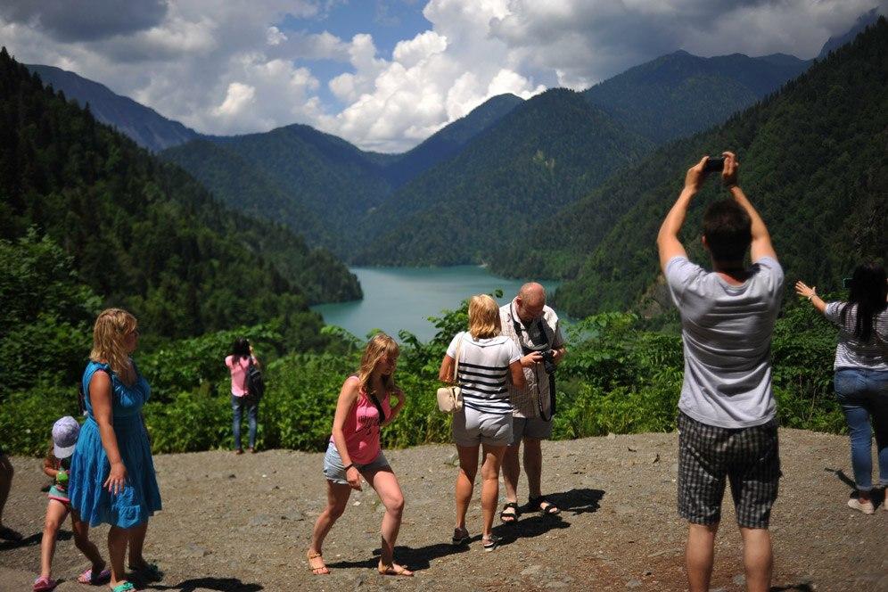 туристы пожаловались на курорты Абхазии — Рамблер/путешествия