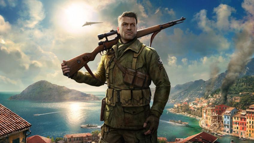 Sniper Elite 4 в ноябре выходит на Nintendo Switch