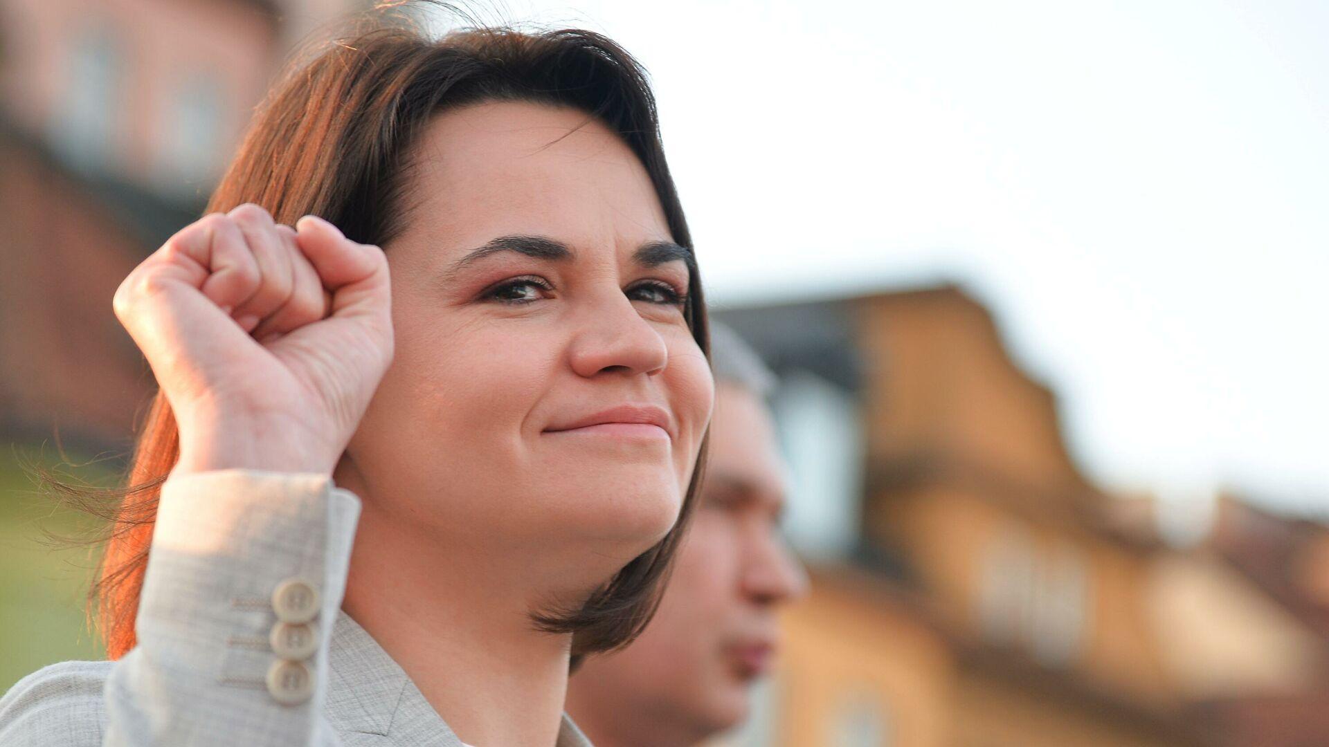 Тихановская приедет воФранцию поприглашению главы МИД