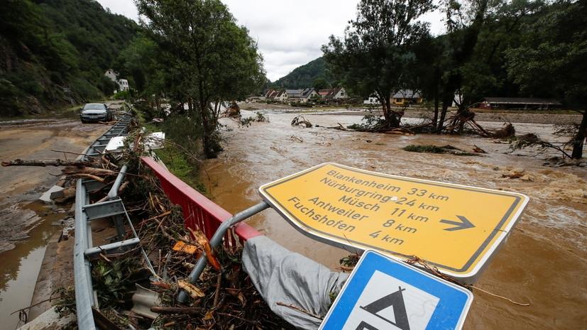 Климатолог спрогнозировал рост числа наводнений