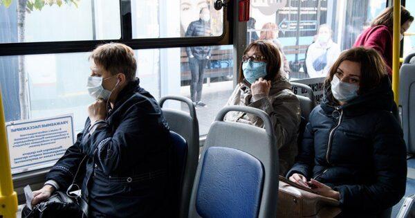 В Краснодаре проинспектировали соблюдение масочного режима в общественном транспорте