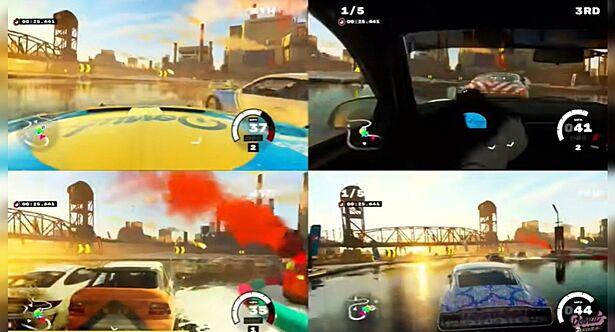 Назван ТОП-10 лучших видеоигр в жанре гонок