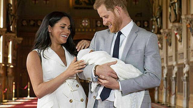 Почему принц Гарри и Меган Маркл дали дочери невезучее имя