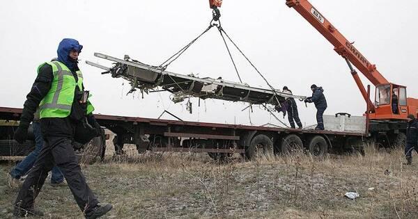 Появились показания свидетелей ракетного пуска перед крушением «Боинга» MH17
