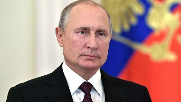 Путин заявил, что Россия должна быть лидером глобальных изменений