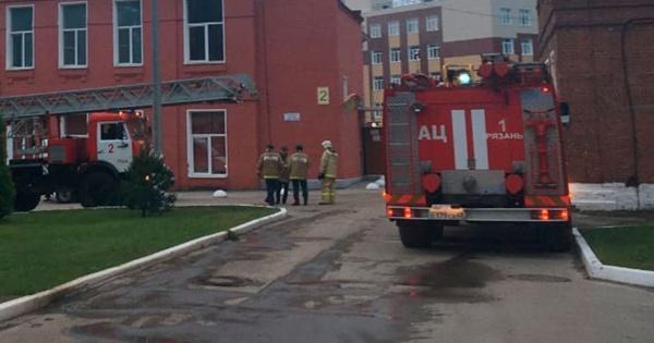 Число жертв пожара врязанской больнице выросло дотрех