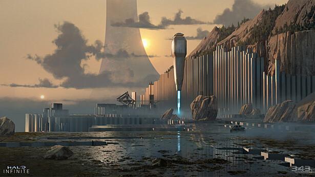 Halo Infinite готовится к выходу осенью 2021 года