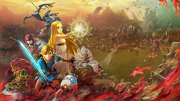 Nintendo представила релизный трейлер Hyrule Warriors