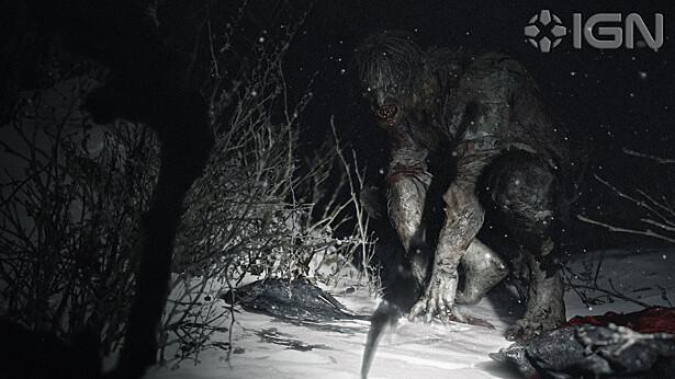 Представлены три свежих скриншота Resident Evil Village с монстрами