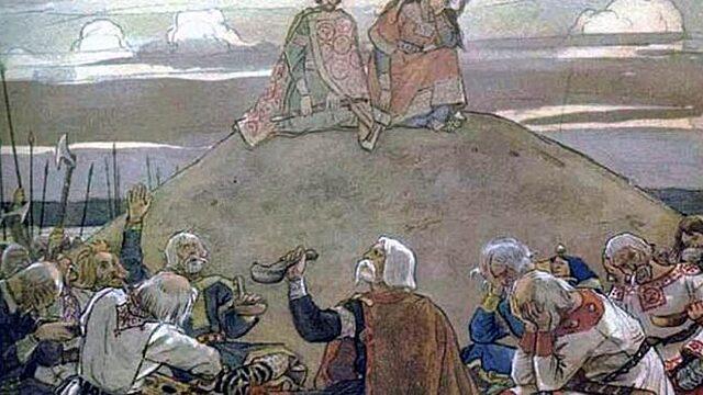 Зачем на Руси вызывали умерших предков