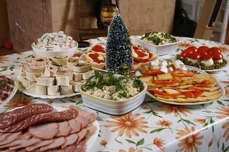 Как сэкономить на продуктах к новогоднему столу