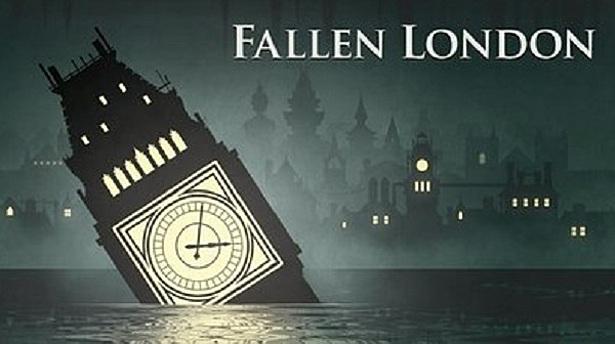 Failbetter Games делает новую игру в Fallen London