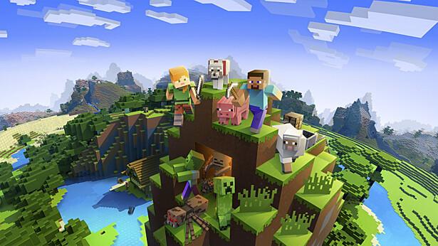 Minecraft стала самой просматриваемой игрой в YouTube