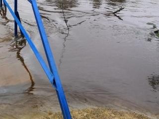 В крупном городе Приамурья из-за наводнения введён режим ЧС