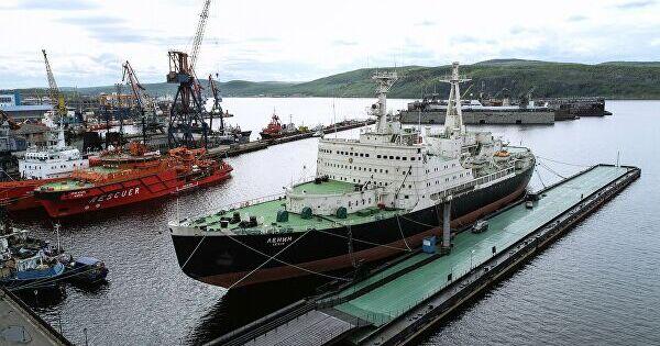 Белоруссия прорабатывает сРоссией строительство портового терминала
