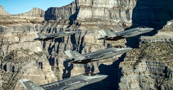 ВСШАназвали сроки размещения вЕвропе истребителей F-35