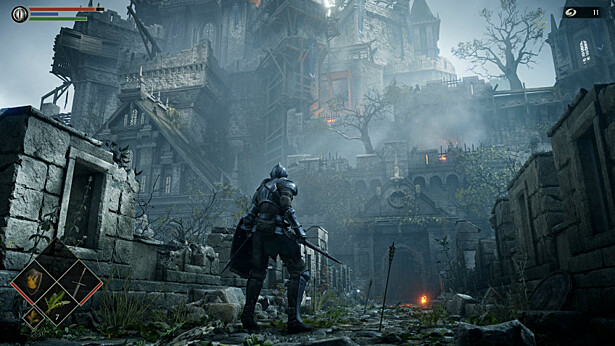 Свежие скриншоты Demon's Souls для PS5 впечатляют