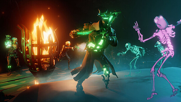 Sea of Thieves на Xbox Series будет работать при 60 FPS