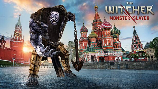 В России стартовал тест мобильного «Ведьмака»