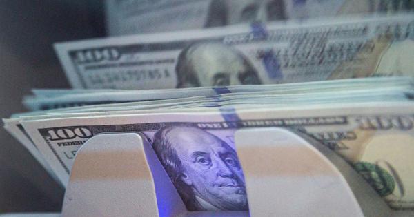 Золото впервые вистории обошло доллар вроссийских резервах