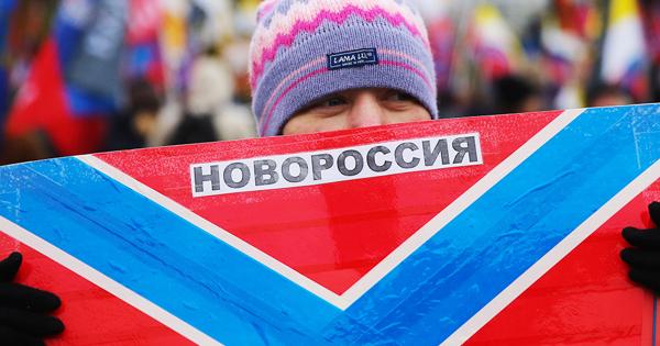 «Россия встанет назащиту»: Кремль далобещание жителям Донбасса