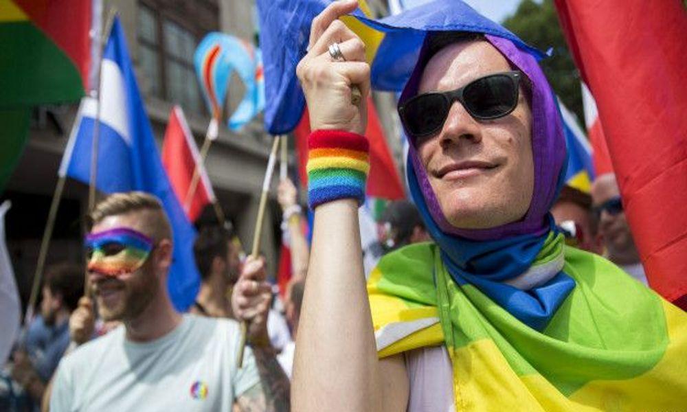 Десантники прокомментировали гей-парад вРиге вДень ВДВ