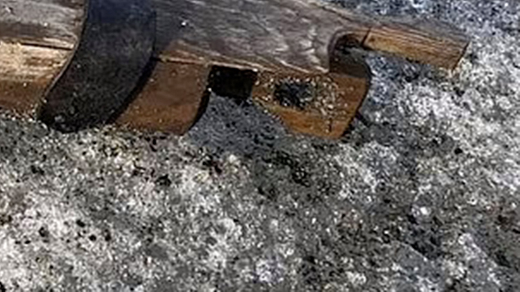 Средневековый ящик со свечой нашли в Норвегии