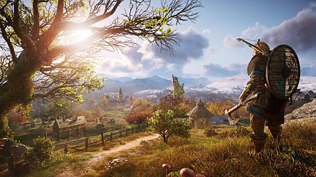 Ubisoft извинилась за неподобающее высказывание об инвалидах в Assassin's Creed Valhalla