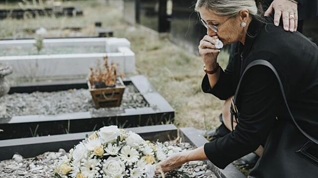 Как душа покойного воспринимает свои похороны