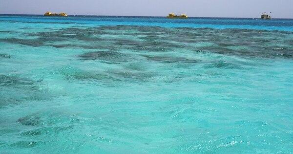 Красное море оказалось океаном