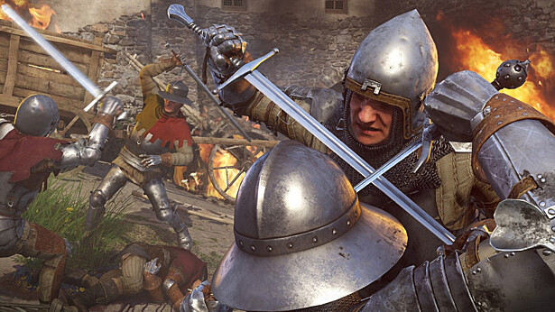 Kingdom Come: Deliverance не появится на Nintendo Switch