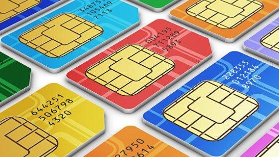 Россиян предупредили об опасности бесплатных SIM-карт