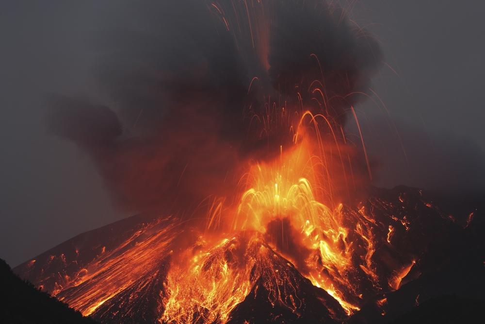 Каквыжить вовремя извержения вулкана — Рамблер/путешествия